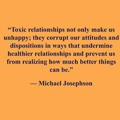"just say ""no"" to toxic relationships"