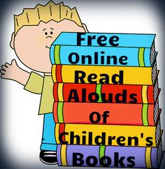 Free website featuring online read alouds of children's popular books. A must have resource for teachers and parents! Free website featuring online read alouds of children's popular books. A must have resource for teachers and parents! Kindergarten Reading, Teaching Reading, Reading Help, Reading Tips, Reading Strategies, Reading Activities, Stem Activities, Read Aloud Books, Reading Workshop