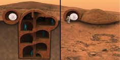 To Mars and Beyond: How RedWorks is Going to Help NASA Colonize Space  Last May when NASA launched their Mars 3D Printed Habitat Challenge teams of designers artists engineers rocket scientists and 3D printing technology experts from all over the world tr
