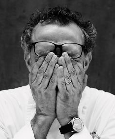 Massimo Bottura. Photo courtesy Osteria Francescana.-Wmag