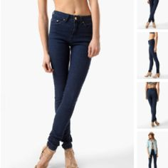 High rise jeans High Rise Jeans, Fall Winter, My Style, How To Wear, Pants, Clothes, Fashion, Trouser Pants, Outfits