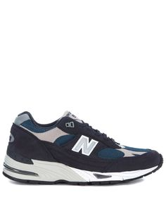new balance 991 blu navy