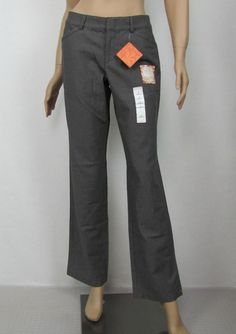 Dockers Hello Smooth Straight Leg Khaki Pants Sizes 4, 8P, 12P, 12, 14P, 14 NEW #DOCKERS #KhakisChinos 19.99