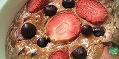 Schoko-Quark-Auflauf, low carb Diät rezept