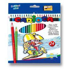Caja 24 Lápicez Carioca