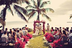 3 Things You Must Remember When Planning a Tropical Summer Wedding | Brides.com
