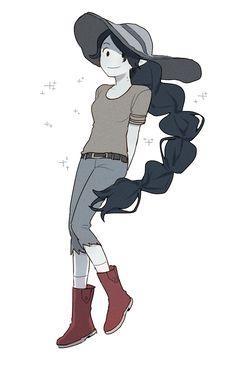 #Marceline