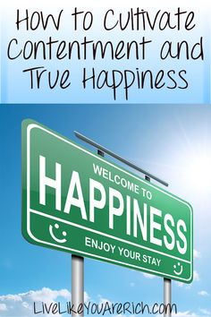 How to Cultivate Contentment and True Happiness #WishForOthers #ad www.wishforothers.com #LiveLikeYouAreRich