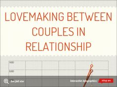 lovemaking between couples in relationship   don't let yourself be part of the statistics enter this site and your sex life will change forever http://thesexswings.com/