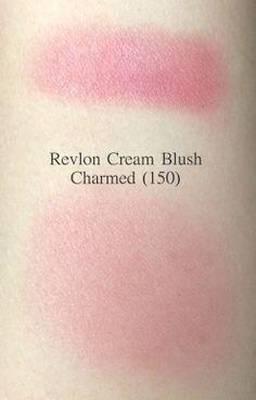 Lenallure: Review, Swatch - Revlon Cream Blush Charmed