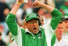 Philadelphia Eagles Head Coach Rich Kotite