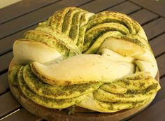 Veganer Gartenkräuter-Pesto-Kranz - Vegan-und-Lecker ... sehr sehr lecker!