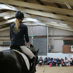 A lovely shot of our Caldene sponsored rider Emma Woolley in her Caldene Jacket…