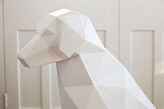 Tierische Skulpturen von Ben Foster   KlonBlog