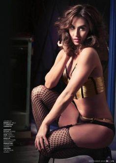 Lauren Gottlieb: GQ India 2015 -05