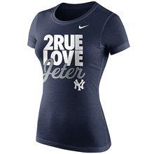 New York Yankees Derek Jeter 2rue Love Retirement Crewneck