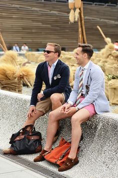 MEN'S MONDAY: SUMMER STYLING IDEAS