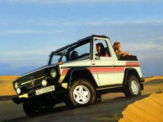 Mercedes-Benz 280 GE Cabrio (W460) '1979–90