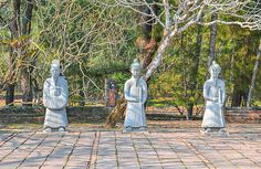 """""""Vistas at Tu Duc Tomb gigantic complex"""" by TravelPod blogger momentsintime from the entry """"Tomb of Tu Duc and its sprawling complex!"""" on Friday, February 28, 2014 in Hue, Vietnam"""