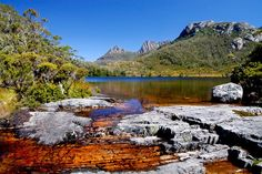 Overland Track, Tasmania -- from the Scroggin episode of Please Like Me