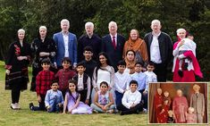 British Asian, British Family, Interesting Stories, Life Is Tough, Guinness World, School Sports, West Midlands, Niece And Nephew, Albino