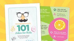 101 Jokes for Kids: A Free, Printable Joke Book from Grandparents.com - Grandparents.com