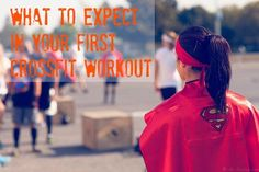 Thinking about trying CrossFit? Here are 13 things to expect at your first workout!