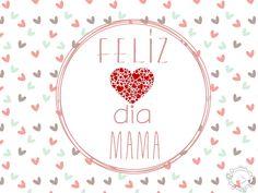 Lámina para el día de la madre.  http://manualidadescongomaeva.blogspot.com.es/2014/05/feliz-dia-de-la-madre.html