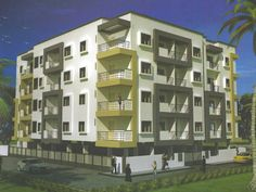 Srinivas Emerald by A R Signature Infra Pvt. Ltd. – 2BHK & 3BHK Residential Apartments/Flats in Whitefield, Bangalore. Rs. 44.6L – 59.4L