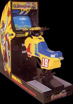 Enduro Racer Computer Video Games, 80s Video Games, Gaming Computer, Arcade Game Room, Arcade Games, Retro Arcade Machine, Arcade Console, 80s Aesthetic, Adult Cartoons