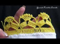 puntillas de crochet para manteles ile ilgili görsel sonucu