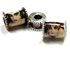 Channel beads from Nunn Design