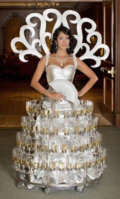 Silver Champagne Diva Archives
