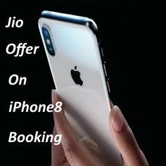 Jio Offer On iPhone 8 Booking  #jioofferoniphone, #jiocashback, #jiooffer