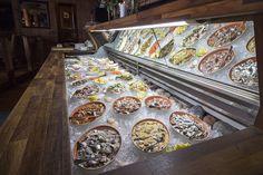 Restaurant Origo, Seafood Buffet  #visitsouthcoastfinland #hanko #Finland #restaurantorigo #origo #food #restaurant #seafood #buffet
