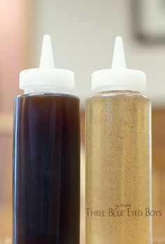Starbucks Syrup Recipes - Vanilla and Cinnamon Dulce. Easy to make with just a few ingredients.