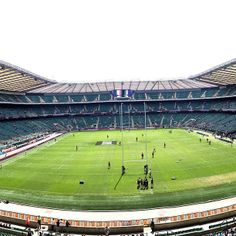 """See 1244 photos from 9351 visitors about match day, rugby, and scenic views. """"The home of English rugby was built on the site of a market garden in. English Rugby, Twickenham Stadium, Market Garden, One Day I Will, Golf Courses, London, Game, Awesome, Gaming"""