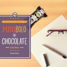 MiniBolo de Chocolate - Grani Amici