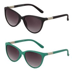 ef91285b7dd Protect your eyes in style! Our new Natasha sunglasses feature metal  accents on the arms