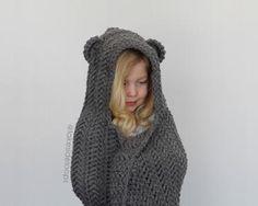 Jensen Hooded Blanket