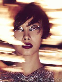 Kwak Ji Young by Jem Mitchell for Vogue China, January 2014  2