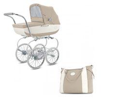 Hlboký kočík Inglesina Classica - Jacquard Vaniglia 2018 Baby Strollers, Children, Baby Prams, Kids, Prams, Strollers, Stroller Storage, Child, Babys