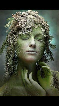 Fantasy art / photography fairytale / fairy