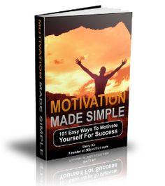 you reed book: Motivation Made Simple