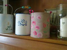 Reciclar botes de leche en polvo de bebes | Hacer bricolaje es facilisimo.com