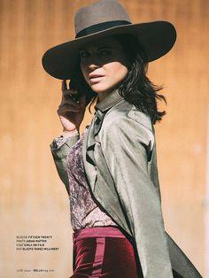 Lana Parrilla for Bello Magazine
