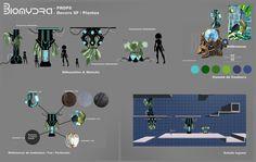 Props - Décors Plantes et SF
