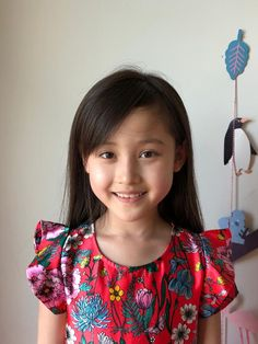 Asian Child Models
