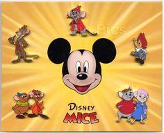 Disney Mice  ||  Walt Disney Pins, Trading Disney Pins, Value Of Disney Pins | PinPics