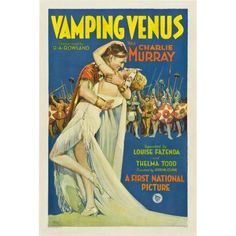 Vamping Venus Canvas Art - (24 x 36)